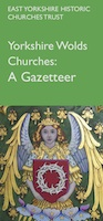 The front cover of Yorkshire Wolds Churches: A Gazetteer